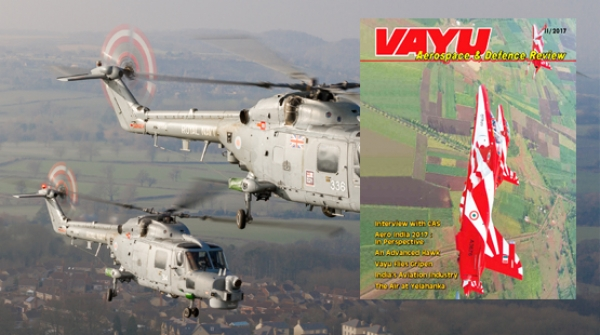 Vayu Aerospace & Defence Review II-17