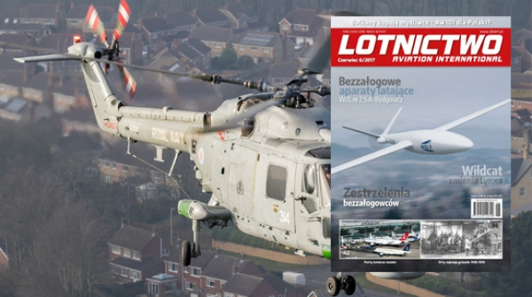 Lotnictwo Aviation Internat. 6/2017