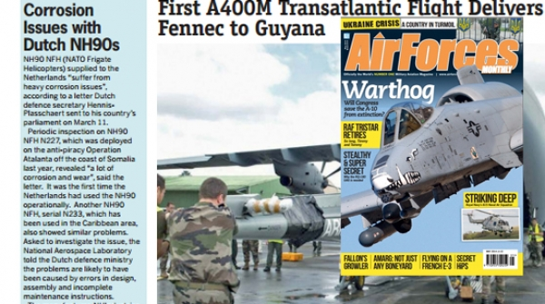 AirForces monthly - May 2014