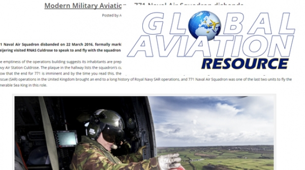 Global Aviation Resource - 771 NAS