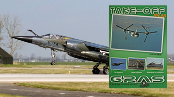 GRAS Take Off 88 (2-2013)